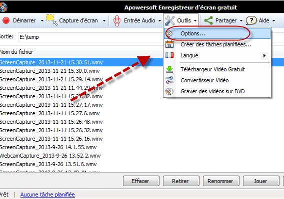 apowersoft enregistreur decran gratuit