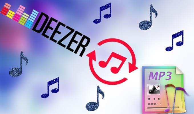 enregistrer la musique de deezer