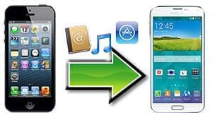 Comment Transferer Le Contenu D Un Iphone Vers Un Samsung S5