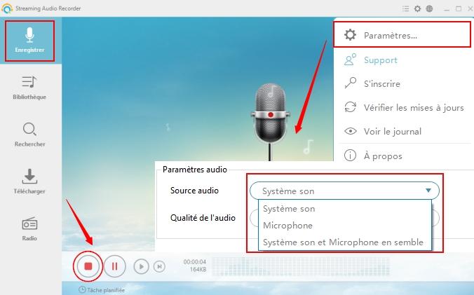logiciel enregistreur audio espion