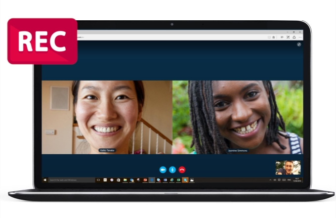 comment enregistrer une video skype mac