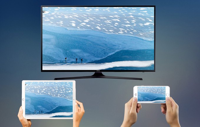 connecter son mac a sa tv samsung