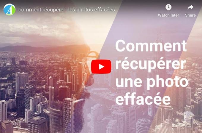 Methodes Simples Pour Recuperer Les Photos Effacees Sur Android